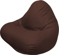 Бескаркасное кресло Flagman Relax Г4.2-17 (коричневый) -