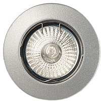 Точечный светильник Ideal Lux Jazz FI1 Alluminio / 83100 -