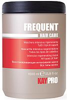 Маска для волос Kaypro Hair Care Frequen интенсивная восстанавлив. для всех типов волос (1000мл) -