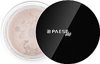 Фиксирующая пудра для лица Paese High Definition Transparent Loose Powder-01 (15г, светлый бежевый) -