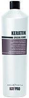 Шампунь для волос Kaypro Special Care Keratin реструктурирующий с кератином (1л) -