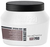 Маска для волос Kaypro Special Care Keratin реструктурирующая с кератином (500мл) -