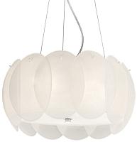 Потолочный светильник Ideal Lux Ovalino SP5 Bianco / 74139 -
