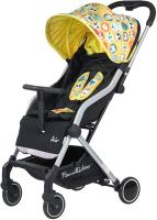 Детская прогулочная коляска Familidoo Air301LR (желтый) -