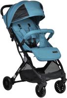 Детская прогулочная коляска Farfello Comfy Go / CG (темно-бирюзовый) -
