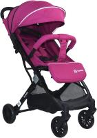 Детская прогулочная коляска Farfello Comfy Go / CG (фуксия) -