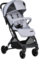 Детская прогулочная коляска Farfello Comfy Go / CG (серый) -