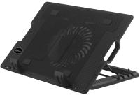 Подставка для ноутбука SBOX CP-12 (черный) -