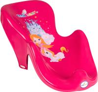 Горка для купания Tega Принцесса / LP-003-123 (розовый) -
