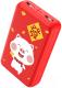 Портативное зарядное устройство Yoobao Power Bank P10W (красный/свинка) -