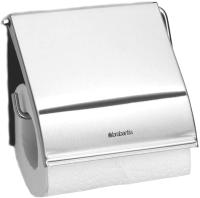 Держатель для туалетной бумаги Brabantia Classic 385322 (стальной матовый) -
