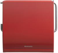 Держатель для туалетной бумаги Brabantia Classic 107863 (пламенно-красный) -