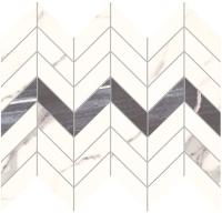 Мозаика Tubadzin Bonella White (246x298) -