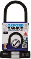 Велозамок Oxford Magnum U-lock With Bracket / OF172 (черный) -