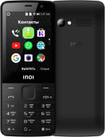 Мобильный телефон Inoi 283K (черный) -