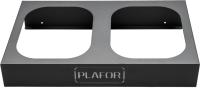 Подставка для урны Plafor На 2 урны 9018081 (металлический) -
