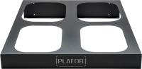 Подставка для урны Plafor На 4 урны 9018073 (металлический) -