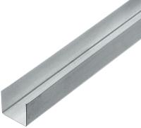 Профиль для гипсокартона Knauf UD 27x28x0.60 (16/336) / 100628 (3м) -