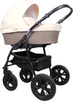 Детская универсальная коляска Smile Line Serenade 20 2 в 1 (Se 20, бежевый/светло-бежевый) -