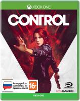 Игра для игровой консоли Microsoft Xbox One Control -