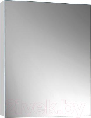 Шкаф с зеркалом для ванной Belux Триумф ВШ 60