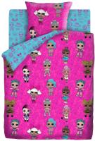 Комплект постельного белья Непоседа L.O.L. Surprise! Dolls / 651784 -