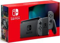 Игровая приставка Nintendo Switch / HAD-001-01 (серый) -