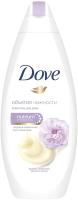 Гель для душа Dove Сливочная ваниль и пион (500мл) -