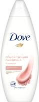 Гель для душа Dove Розовая глина (250мл) -