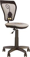 Кресло детское Nowy Styl Ministyle GTS PL55 (Cat Grey) -