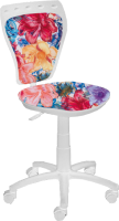 Кресло детское Nowy Styl Ministyle GTS White PL55 (SPR-11) -
