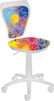Кресло детское Nowy Styl Ministyle GTS White PL55 (SPR-1) -