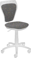 Кресло детское Nowy Styl Ministyle GTS White PL55 (SPR-5) -