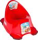 Детский горшок Tega Машинки / CS-001-121 (красный) -