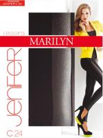 Леггинсы Marilyn Jenifer C24 (р.3-4, блэк/блэк) -