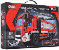 Конструктор Qihui Пожарная машина / 6805 -
