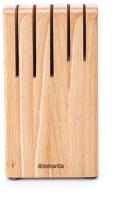 Подставка для ножей Brabantia Profile Line / 260469 (дерево) -