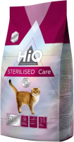 Корм для кошек HiQ Adult Sterilised с мясом птицы / 45906 (1.8кг) -