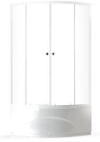 Душевой уголок Domani-Spa Delight 99 High / DS0405D99H0Cl00 (прозрачное стекло) -