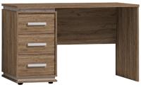 Письменный стол Глазов Nature 84 (дуб табачный Craft/мокко) -