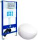 Унитаз подвесной с инсталляцией Sanita Luxe Ringo RNGSLWH0104 + INS-0000006 -