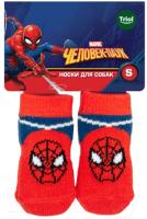 Носочки для животных Triol Disney Marvel Человек-паук / 12231032 (L) -