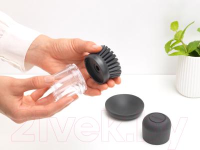 Щетка для мытья посуды Brabantia 302626 (темно-серый)