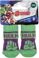 Носочки для животных Triol Disney Marvel Халк / 12231036 (S) -