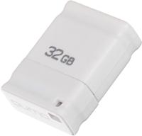 Usb flash накопитель Qumo Nano 32GB 2.0 White / QM32GUD-NANO-W -