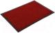 Коврик грязезащитный VORTEX 60x90 / 22089 (красный) -