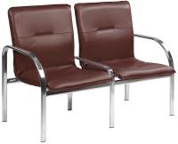 Секция стульев Nowy Styl Staff-2 Chrome (Eco-28) -