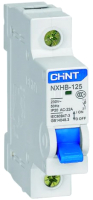Выключатель нагрузки Chint NXHB-125 1P 20A (R) / 193166 -