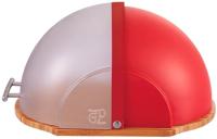 Хлебница Bohmann BH-02-511 (красный) -