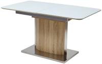 Обеденный стол Дамавер Luxor / SDT583WHITE140 -